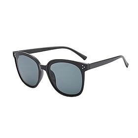 Kính mát nữ nam râm đen chống nắng, kính mắt mèo thời trang du lịch đi biển K017 thu_sam_shop