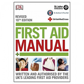 First Aid Manual (Revised 10Th Ed)