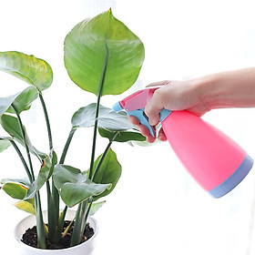 Bình xịt tưới cây TVC-500, Bình tưới phun hoa cây cảnh, Xịt rửa tay, Lau kính - Màu ngẫu nhiên