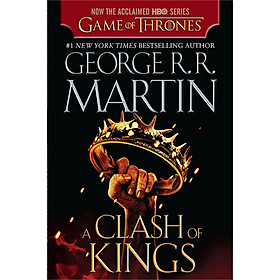 A Song Of Ice And Fire 2: A Clash Of Kings (Hbo Tie-In Edition)