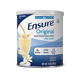 Sữa bột Ensure Original Nutrition Powder (397g)