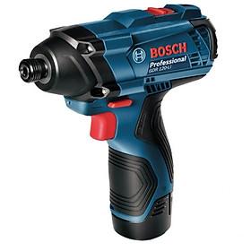 Máy khoan vặn vít dùng pin GDR 120-LI KIT Bosch 06019F00K5 - Hàng chính hãng