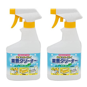 Combo 2 chai xịt baking soda 400ml Rocket nội địa Nhật Bản