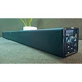 Loa thanh Soundbar Arirang SB-36K tích hợp không dây bluetooth, Quang, 8 loa công suất 60W- Hàng Chính Hãng