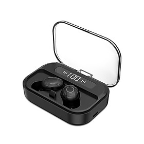 T11 TWS Earphones Bluetooth 5.0 True Wireless Headphones Waterproof Sports Headsets Music Earburds With Mic LED Display