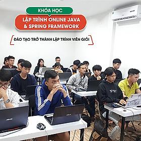Khóa Học Lập Trình JAVA & Spring Framework