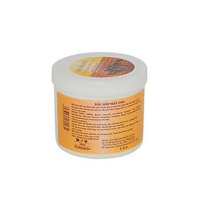 Dầu hấp dưỡng tóc LK tinh chất Collagen Mật Ong 500ml - 1000ml (Bee Colagen Repair Hair Treatment)-2