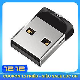 USB 2.0 SanDisk CZ33 Cruzer Fit Flash Drive (SDCZ33-G35) - Hàng Chính hãng