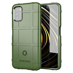 ốp điện thoại Cao Su Chống Sốc Cho Xiaomi Poco M3 Poco X3 / Poco X3