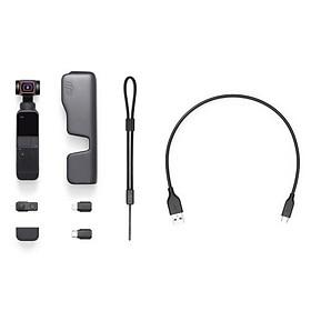 Máy quay hành động 4K DJI Pocket 2 - Hàng chính hãng
