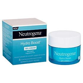 Gel dưỡng ẩm dành cho da khô Neutrogena Hydro Boost Gel Cream (48g)