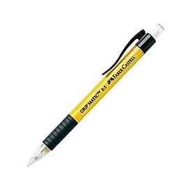Bút Chì Bấm Grip Matic 0.5mm Assorted - Faber-Castell-133807 - Màu Vàng