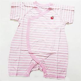 Bodysuit cho bé Elfindoll sọc hồng