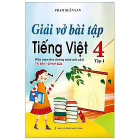 Giải Vở Bài Tập Tiếng Việt 4 - Tập 1