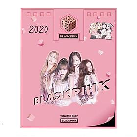 Lịch bàn BLACK PINK 2020 Kill This Love
