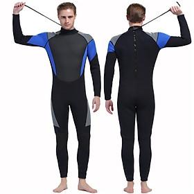 Quần áo lặn biển 3mm NAM 1026 chống thầm nước - POKI