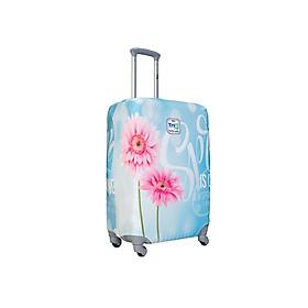Bộ sưu tập áo trùm vali TRIP vải thun 4D cao cấp đủ 3 size