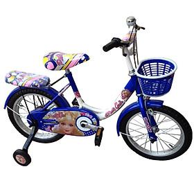Xe đạp Nhựa Chợ Lớn 16 inch K48 - M1503-X2B - Giao màu ngẫu nhiên