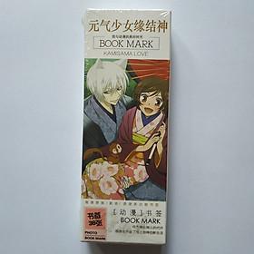 Hộp 30 tám bookmrark đánh dấu sách Kamisama Love