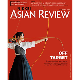 [Download Sách] Nikkei Asian Review: Off Target - 09.20