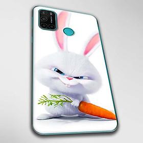 Ốp lưng dành cho Vsmart Joy 4 mẫu Thỏ carot