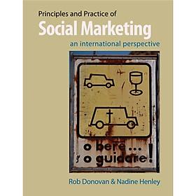 Hình đại diện sản phẩm Principles and Practice of Social Marketing:An International Perspective