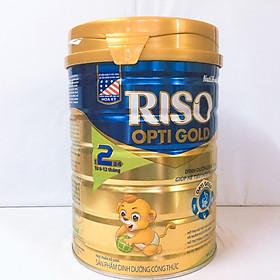 Sữa bột RISO OPTI GOLD 2 900g (trẻ từ 6-12 tháng)