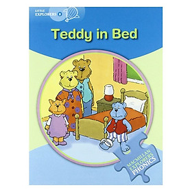 Little Explorers B: Teddy In Bed