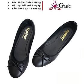 Giày Búp Bê Nữ Cổ Thun Êm Chân, Dể Thương Có Big Size GMIC - NGHBB01