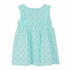 Váy Thô Bé Gái Hoa Nhí Ardilla 13GS18 - Xanh Ngọc