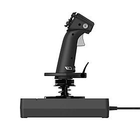 Logitech X56 H.O.T.A.S. BỘ ĐIỀU KHIỂN NHẤP VÀ DÀY RGB Bộ điều khiển mô phỏng bay