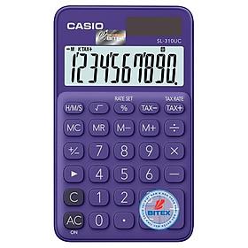 Máy Tính Để Bàn Casio SL 310UC - PL