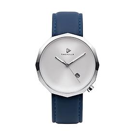 Đồng hồ thạch anh Xiaomi Youpin TIMEROLLS Đồng hồ đeo tay phát sáng Con trỏ ban đêm Vỏ thép không gỉ Da chống nước