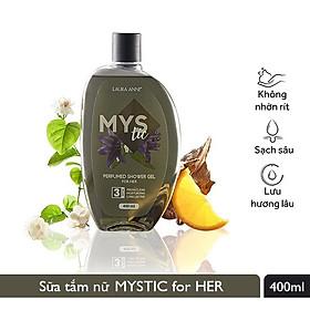 Sữa Tắm Nước Hoa Laura Anne Mystic- For Her