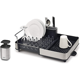 Giá đựng bát đĩa và bình đựng nước rửa tay Joseph 85189-Nhập Khẩu Đức