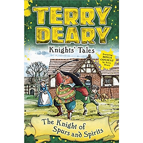 Knights' Tales: The Knight of Spurs and Spirits