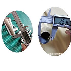 Dụng cụ vuốt keo silicon - Bộ đầu 7 vòi keo inox