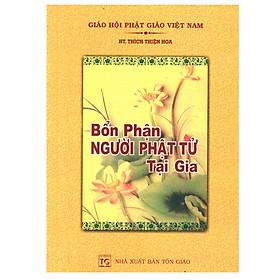 [Download Sách] Bổn phận người Phật tử tại gia