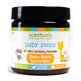 Kem Dạng Sáp dưỡng da cho bé - BABY COLLECTION/BABY STEP - Baby balm 125g