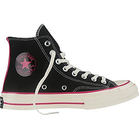 Giày Sneaker Unisex Converse Chuck Taylor 1970s Black Pink High 149445C