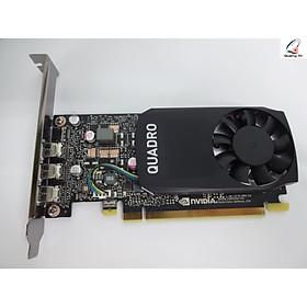 Card màn hình- VGA 2G Nvidia QUADRO P400 2GB GDDR5- Hàng Chính Hãng