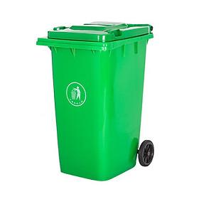 Hình ảnh Thùng rác nhựa công nghiệp 240 lít