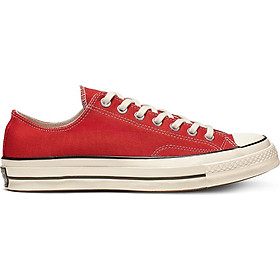 Giày Sneaker Unisex Converse Chuck Taylor All Star 1970s Enamel Red - Low