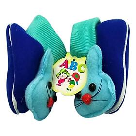 Giày Sơ Sinh Baby Newborn Bảo Thịnh - Xanh Đậm (10cm)