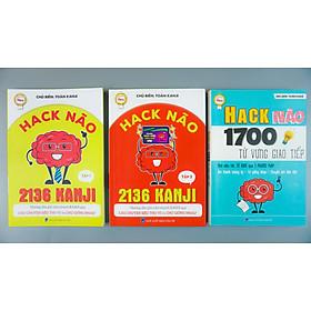 Combo Hack Não 2136 Kanji + Hack Não Từ Vựng Tiếng Nhật