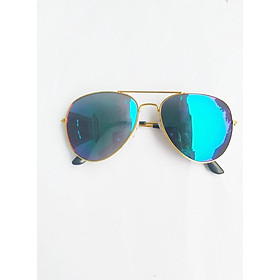 Kính Mát Tráng Gương YS02 ( xanh dương )