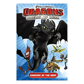 DreamWorks' Dragons: Dangers of the Deep (How to Train Your Dragon TV) Volume 2 (Paperback)