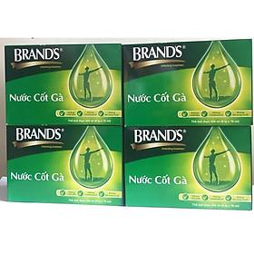Bộ 24 hũ Nước Cốt Gà Brand's (70ml/hũ)