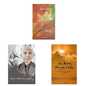 Combo 3 cuốn: Chọn Một Con Đường + Con Đường Chuyển Hóa + Tĩnh lặng