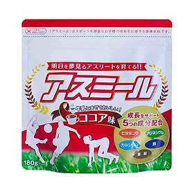Sữa phát triển chiều cao Asumiru Nhật Bản 180g ( cho bé 3-16 tuổi )